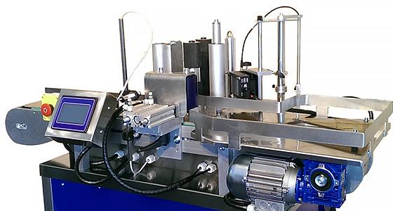 Etikettiermaschinen für die Industrie
