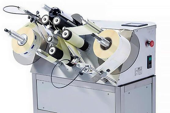 Halbautomatische Etikettiermaschinen